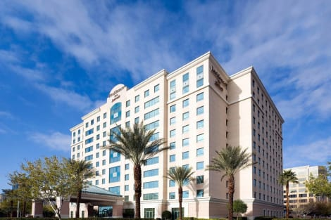 Residence Inn by Marriott Las Vegas Hughes Center Hotel