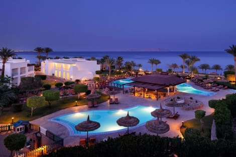 Renaissance Sharm El Sheikh Golden View Beach Resort Hotel