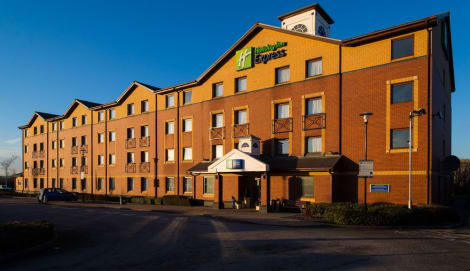 Holiday Inn Express STOKE ON TRENT Hotel