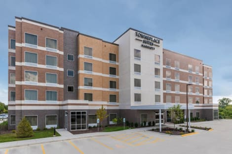 Hotel Towneplace Suites By Marriott Chicago Schaumburg