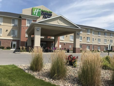 Hotel Holiday Inn Express Hotel & Suites Council Bluffs - Conv Ctr