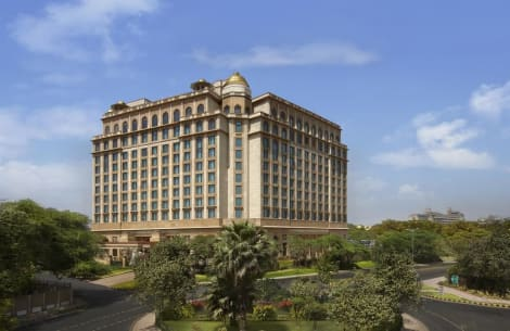 The Leela Palace New Delhi Hotel