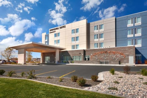 SpringHill Suites by Marriott Idaho Falls Hotel