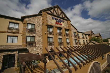 Springhill Suites by Marriott Temecula Wine Country Hotel