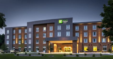 Hotel Holiday Inn Express & Suites Madison Central