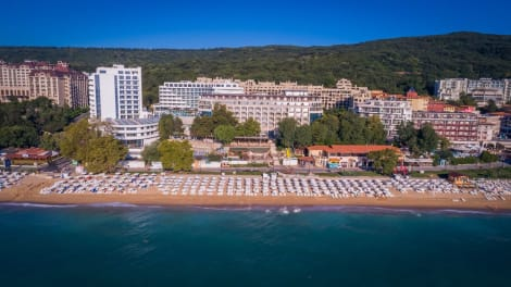 Kaliakra Palace - All Inclusive Hotel