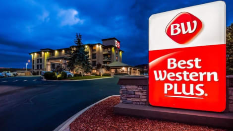 Best Western Plus Castle Rock Hotel