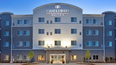 Candlewood Suites GRAND ISLAND Hotel