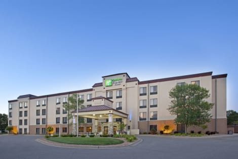Hotel Holiday Inn Express Hotel & Suites Minneapolis-Minnetonka