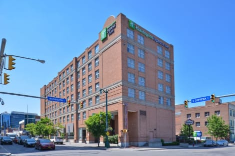 Hotel Holiday Inn Express & Suites Buffalo Downtown