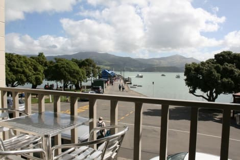 Akaroa Central Apartment Hotel