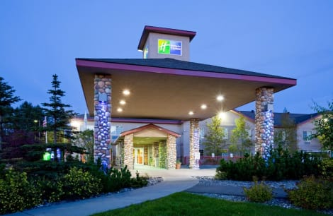 Hotel Holiday Inn Express Anchorage