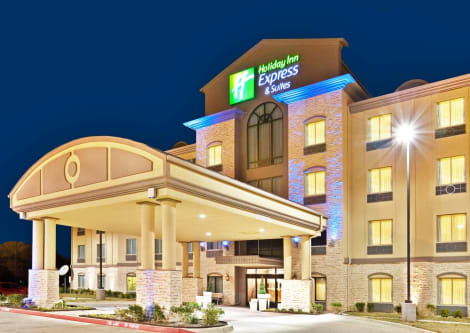 Holiday Inn Express & Suites Dallas Fair Park Hotel