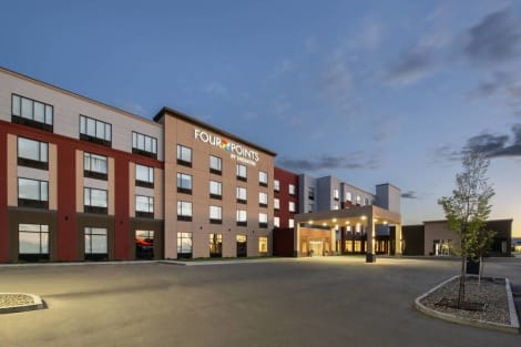 Four Points by Sheraton Grande Prairie Hotel