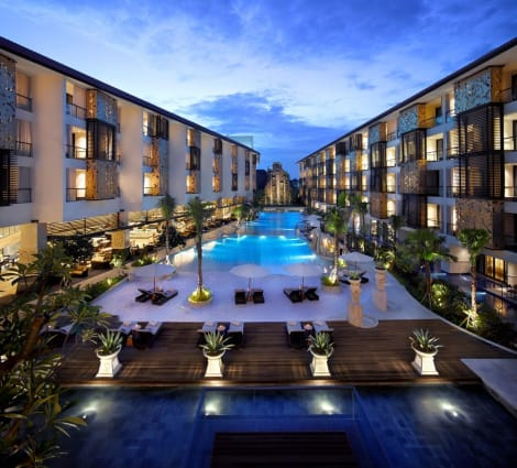 The Trans Resort Bali Hotel