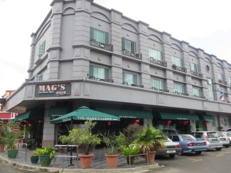 The Mark's Lodge Hotel