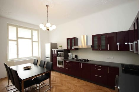 Prague Central Exclusive Apartments Hotel