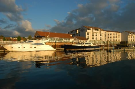 The Newport Harbor Hotel & Marina Hotel
