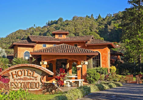 Hotel Valle Escondido Resort Golf and Spa