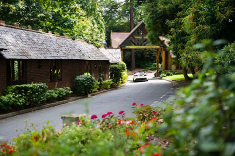 Pennyhill Park Hotel And Spa Hotel