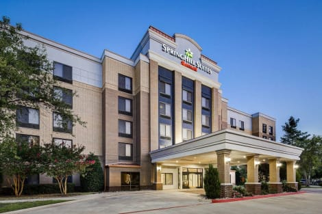 SpringHill Suites by Marriott Dallas Addison/Quorum Drive Hotel