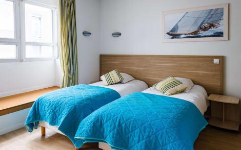 HotelRésidence Lagrange Vacances L'Escale Marine