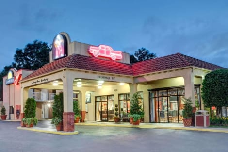Hotel Days Inn by Wyndham Memphis at Graceland