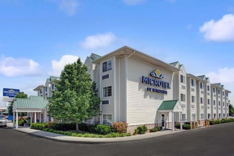 Hotel Microtel Inn & Suites by Wyndham Indianapolis Airport