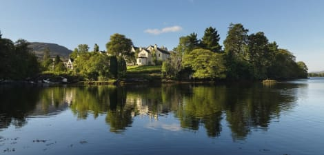 Sheen Falls Lodge Hotel