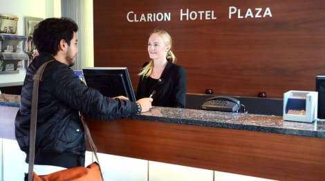 Hotel Clarion Collection Hotel Plaza