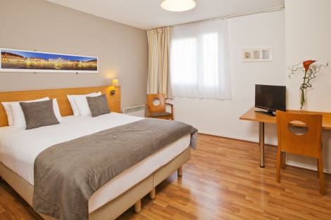 Hotel Sejours & Affaires Toulouse de Brienne