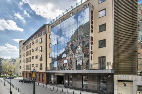 HotelQubus Hotel Wroclaw