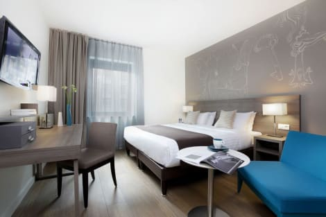 Hotel Citadines Toison d'Or Brussels