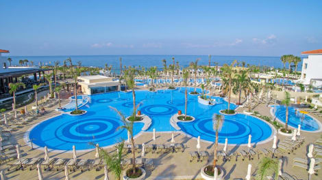 Olympic Lagoon Resort Paphos - All Inclusive Hotel