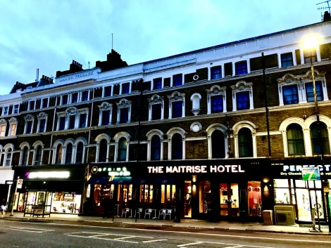 Hotel Maitrise Hotel Maida Vale - London