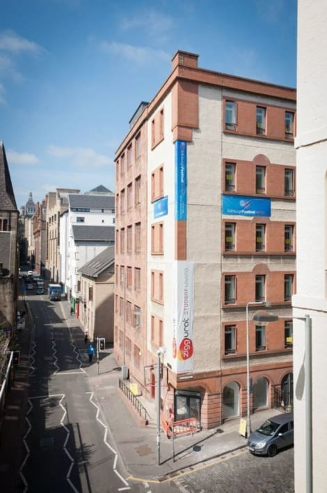 Hôtel Destiny Student - Cowgate (Campus Accommodation)