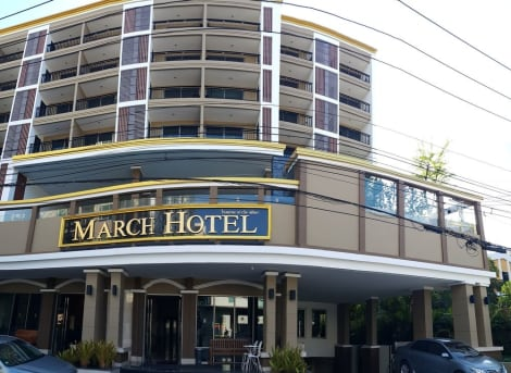 March Hotel Pattaya Hotel