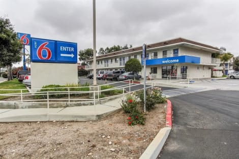 Hotel Motel 6 Salinas South - Monterey Area