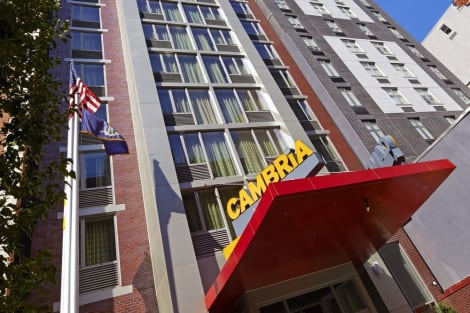 Hotel Cambria Hotel New York - Chelsea