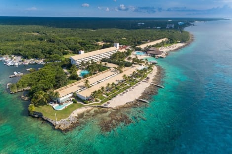 Hotel InterContinental Hotels PRESIDENTE COZUMEL RESORT SPA