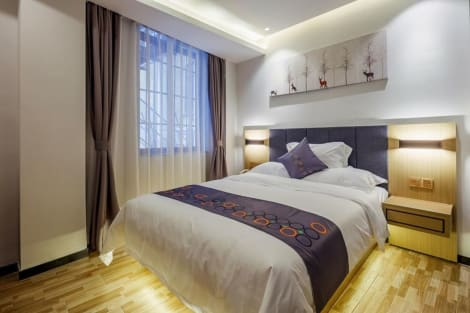 Hotel YIMI APARTMENT PAZHOU EXHIBITION BRANCH