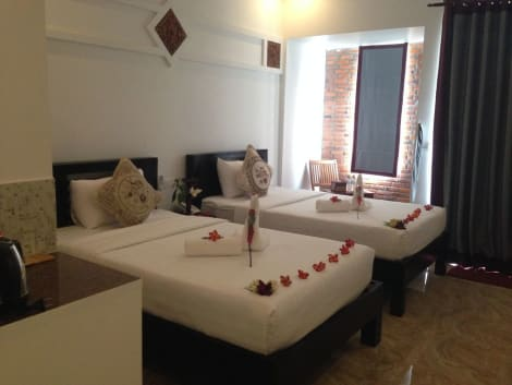 Hotel Angkor Beauty Boutique