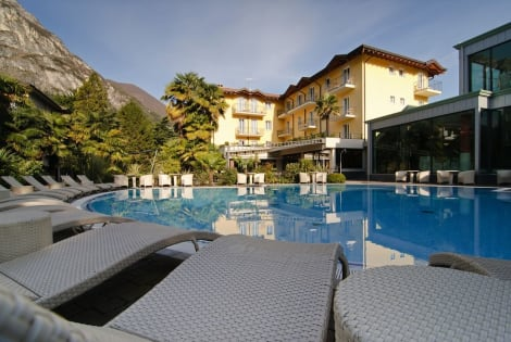 Villa Nicolli Romantic Resort Hotel