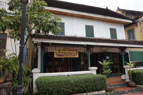 Heritage Guesthouse