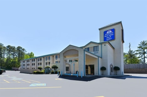 Americas Best Value Inn & Suites Morrow Atlanta Hotel