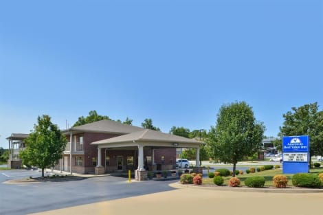Americas Best Value Inn & Suites-Little Rock/Bryant Hotel