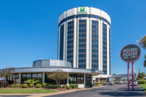 Holiday Inn New Orleans West Bank Tower Hotel