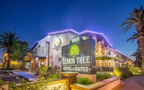 Lemon Tree Hotel & Suites Anaheim Hotel