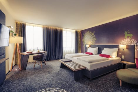 Hotel Mercure Hotel Munich City Center