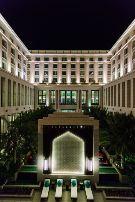 Hotel Hormuz Grand Muscat, A Radisson Collection Hotel